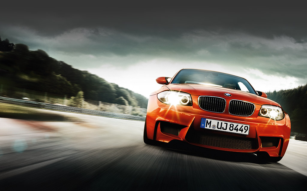 BMW's most exciting performance car- the BMW 1 Series M.