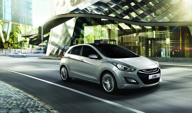 The all new Hyundai i30 has arrived at Col Crawford Hyundai dealer Sydney