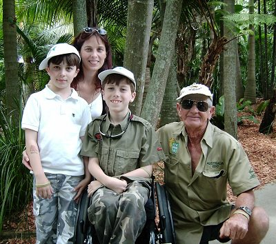 Penny, William & Daniel Clarke & Bob Irwin