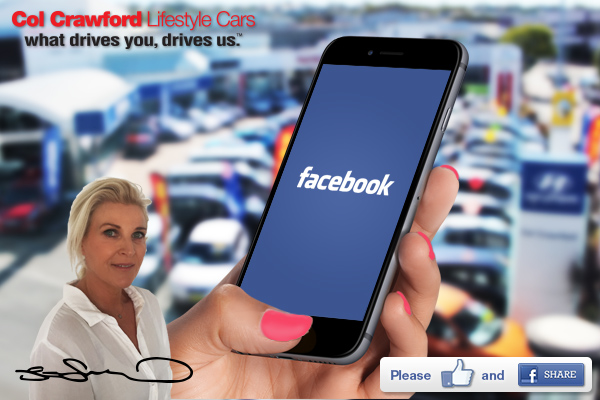 We Are On Facebook Col Crawford Lifestyle Cars