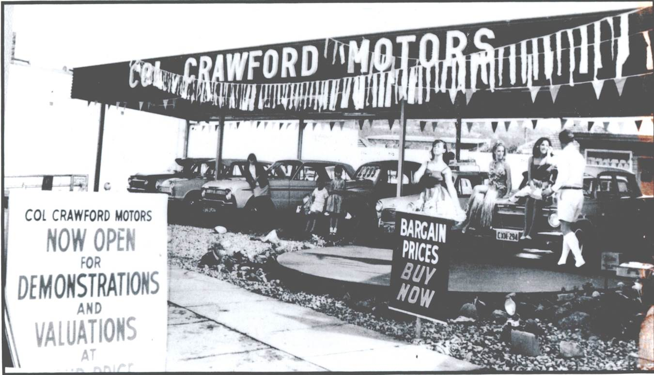 Col Crawford Used Cars