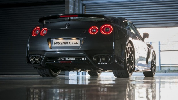 The all new Nissan GT-R will soon arrive at Col Crawford Nissan dealer Sydney