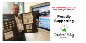 Team Crawford All Stars – We Need your Support to assist our Cerebral Palsy Alliance Fundraising efforts!
