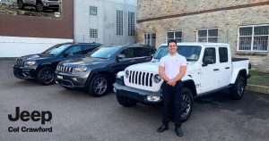 Jeep joins the Col Crawford family