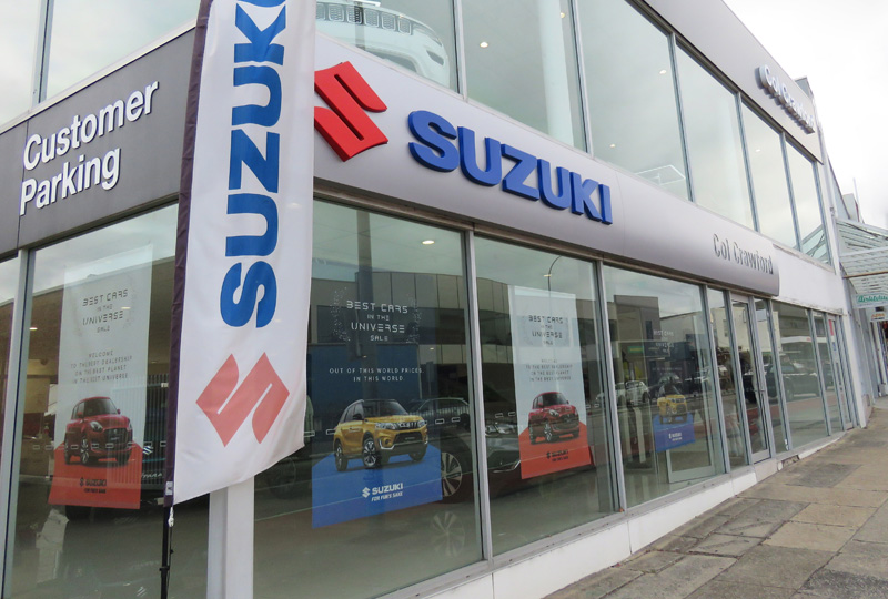 Suzuki Dealer Sydney Northern Beaches