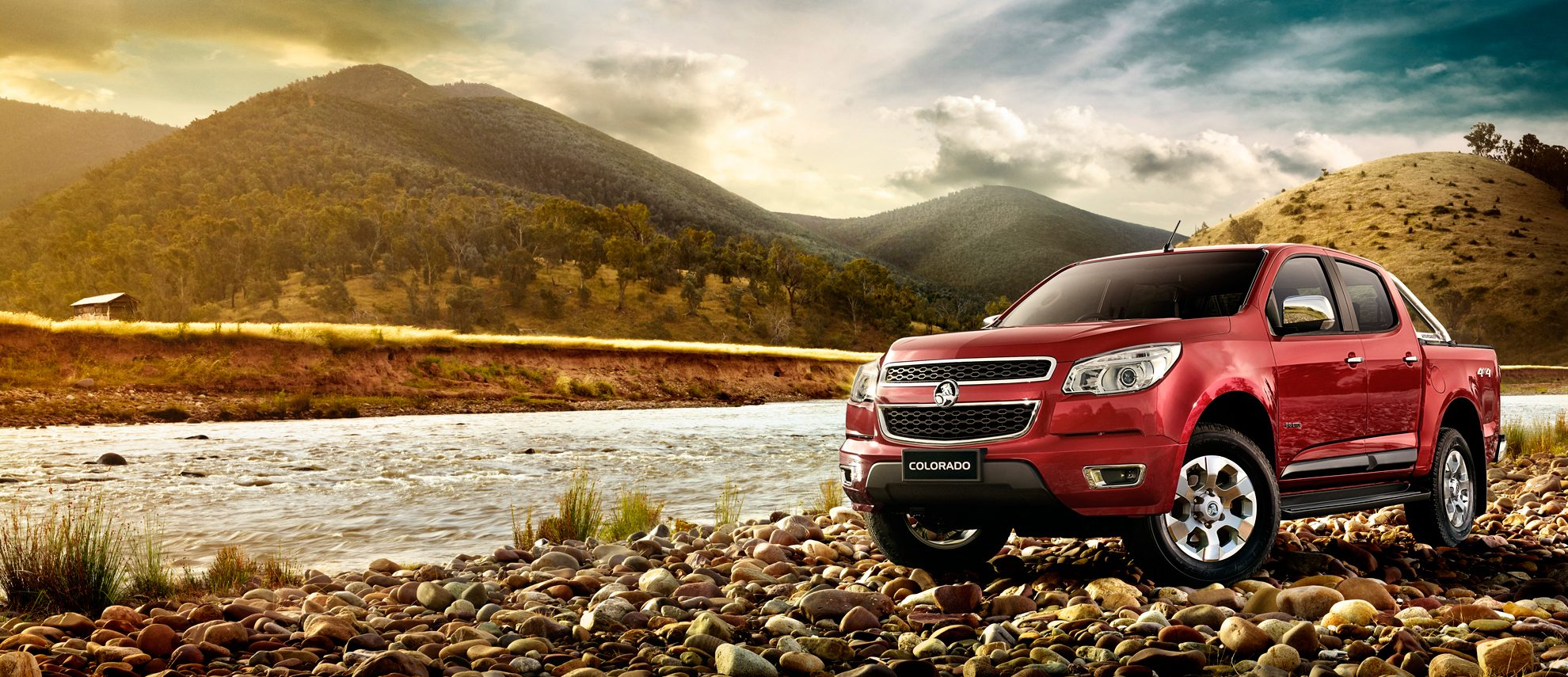 The all new Holden Colorado has arrived at our Sydney Holden dealership.