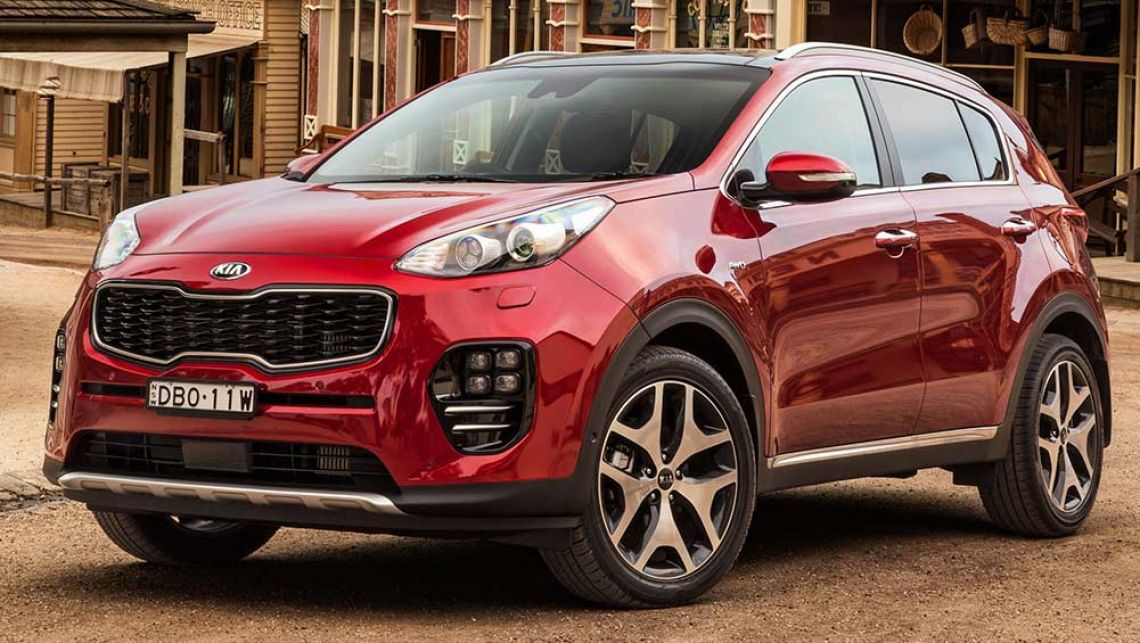 The All-New KIA Sportage is available at Col Crawford Kia dealership Sydney