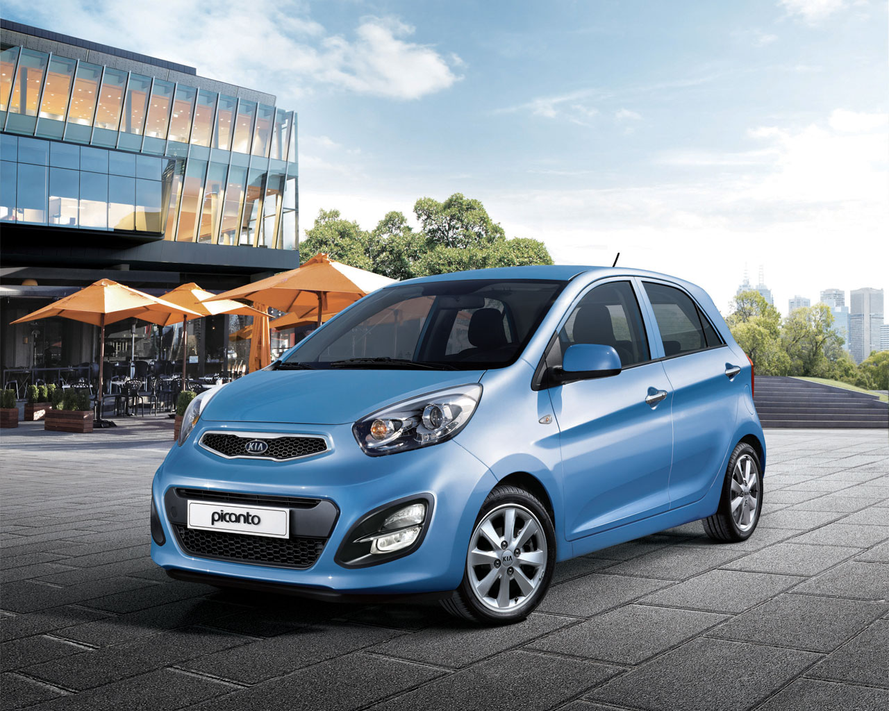 The Kia Picanto has arrived at Col Crawford Kia Dealership Sydney.