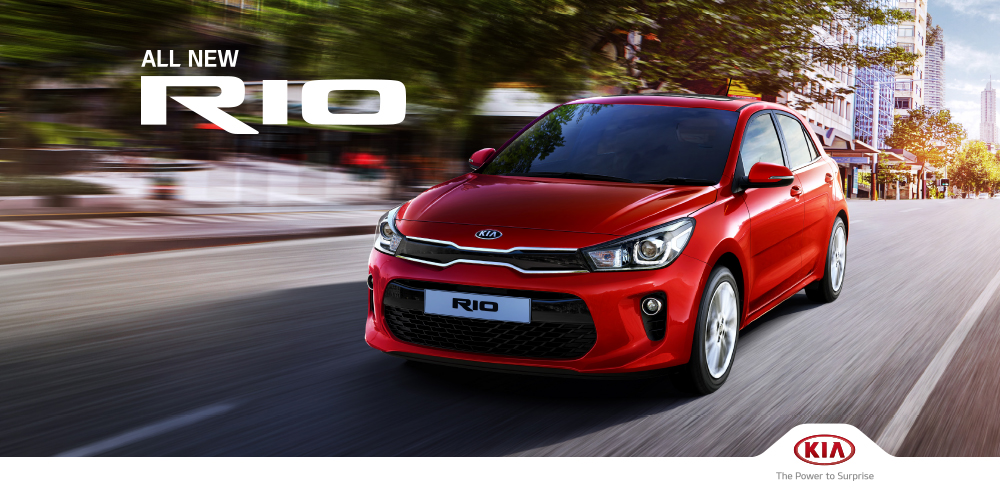 Col Crawford KIA delaer Sydney is excited to present the all new Kia Rio