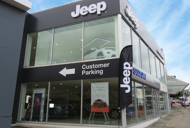 Jeep Brookvale