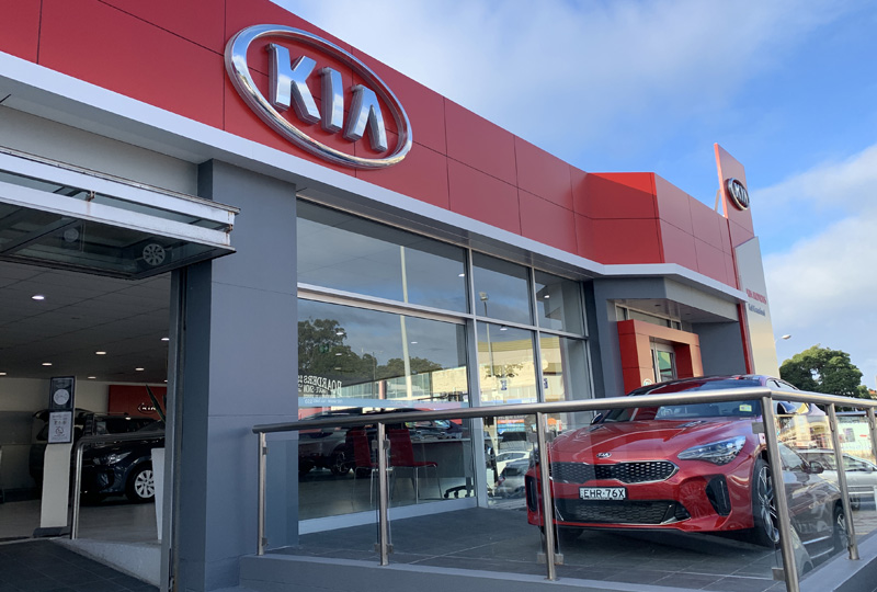 Kia Dealer Sydney Northern Beaches