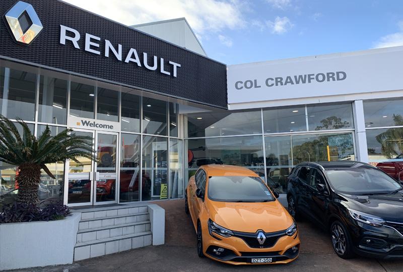 Col Crawford Brookvale Used Cars